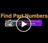 Find Vintage Honda Part Numbers